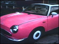Pink Figaro